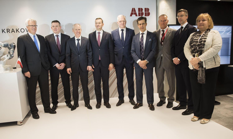 ABB otwiera centrum usług wspólnych w Krakowie