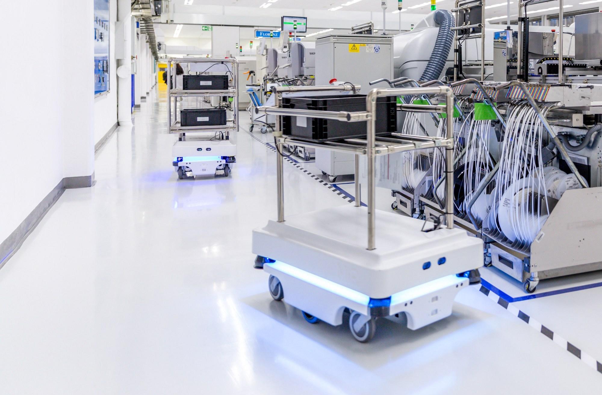 Mobile industrial robots wchodzi na polski rynek robot w mobilnych przemys 4 0 - Mobel industrial ...